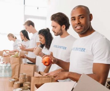 Volunteering: learn executive leadership
